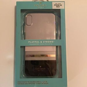 Kate Spade Iphone Case fits XS Max